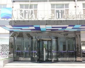 烟台瑞希维丽酒店-烟台旋转门
