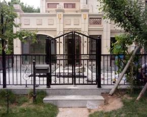 铝艺大门、栏杆