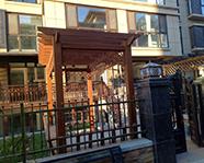 铝艺栏杆扶手