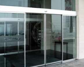 招远玻璃自动门